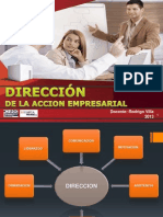Conceptos de Dirección Empresarial