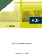 2011 Lingua Portuguesa Capa