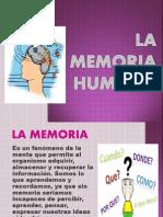 La Memoria Humana PDF