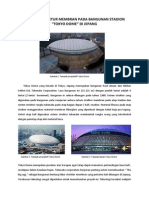 Aplikasi Struktur Membran Pada Bangunan Stadion