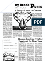 The Stony Brook Press - Volume 1, Issue 4