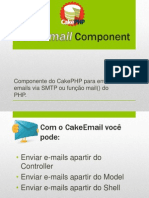 CakeEmail Component