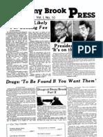 The Stony Brook Press - Volume 1, Issue 10