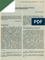 Comunicacion de Masas Ideologia Dominante y Reaccion Contestataria