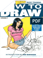 85879062 Wizard How to Draw the Best of Basic Training Vol 1