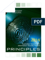 Information Security Manual 2014 Principles