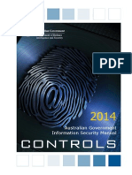 Information Security Manual 2014 Controls