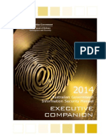 Information Security Manual 2014 Exec Companion