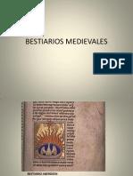 BESTIARIOS MEDIEVALES
