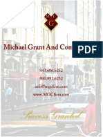 Michael Grant And Company, LLC