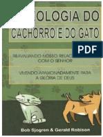 Bob Sjogren - A Teologia Do Cachorro e Do Gato