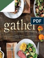 Gather - The Art of Paleo Entertaining