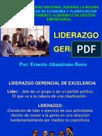 L. Liderazgo