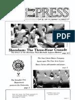 The Stony Brook Press - Volume 2, Issue 4