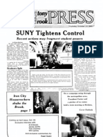 The Stony Brook Press - Volume 2, Issue 7