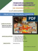FRACCIÓN - Informe