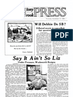 The Stony Brook Press - Volume 2, Issue 10