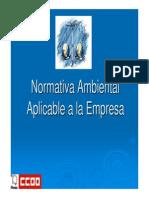 Doc20017 Normativa Ambiental Aplicable a La Empresa