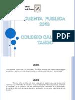 CUENTA  PUBLICA 2013.pptx