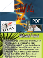Swine Flu Power Point.
