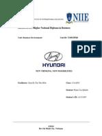 Report Hyundai Final