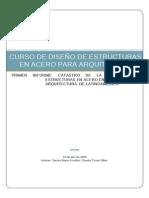 Curso de Diseño de Estructuras en Acero Para Arquitectos