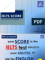 Ielts Score How are They Computed