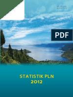Statistik PLN 2012
