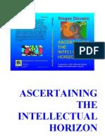 GLAVASIC - Ascertaining the Intellectual Horizon