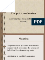 The Price Mechanism