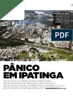 Artigo Exame - Panico Em Ipatinga