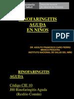 2.- RINOFARINGITIS AGUDA