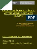 5.- Otitis Media Aguda-guía de Práctica Clínica