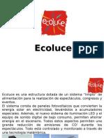 Presentacion Ecoluce