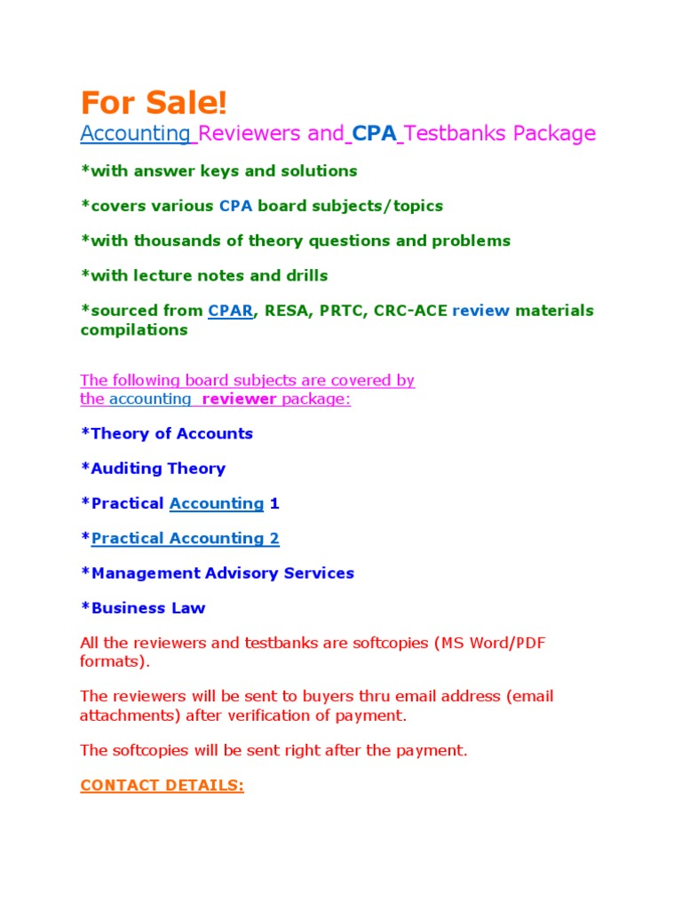 list of accounting books online investing financial audit rh es scribd com applied auditing by cabrera 2014 edition solution manual Principles of Manufacturing Processes Metal Solutions Manual