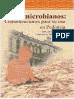 Antimicrobianos Consideraciones Para Su Uso en Pediatria
