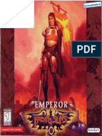 Emperor of the Fading Suns Manual - PC