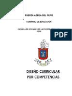 Diseño Curricular Eofap