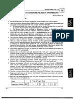 ECE Question Paper Set A