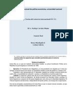 Examen Perfil Comercial CR, Salvador
