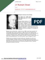 rudolf diesel biography