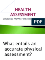 General Health Assessment