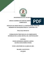 Tesis Formalizacion Tributaria de Los Comerciantes Informale