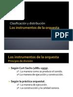 Los Instrumentos de La Orquesta.castellano