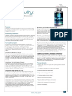 cellgevity productsheet