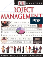 DK Essential Managers - Project Management