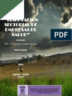 Tributación Sectorial Salud - Final