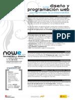 Temario Diseno Web Certificado