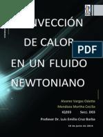 CONVECCIÓN DE CALOR EN UN FLUIDO NEWTONIANO Recuperado.docx