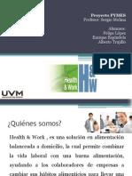 Presentación Health & Work